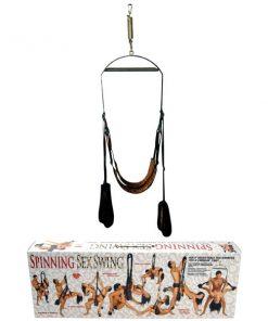 Spinning Sex Swing - Adjustable Swing