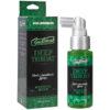 GoodHead Deep Throat Spray - Mystical Mint Flavoured Deep Throat Spray - 59 ml Bottle