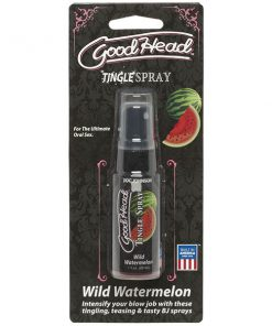GoodHead Tingle Spray - Wild Watermelon Flavoured - 29 ml Spray