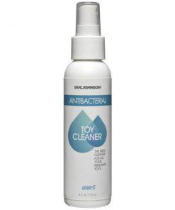 Doc Johnson Antibacterial Toy Cleaner - 118 ml Bottle
