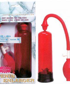 Penis Enlarger - Red Penis Pump