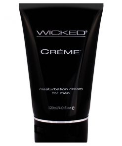 Wicked Creme - Masturbation Cream for Men - 120 ml (4 oz) Tube
