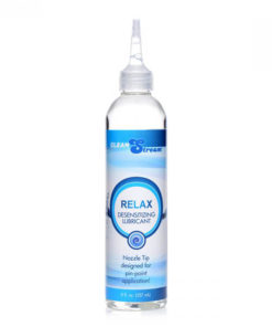 CleanStream Relax Desensitising Lubricant with Nozzle Tip - 237 ml Bottle