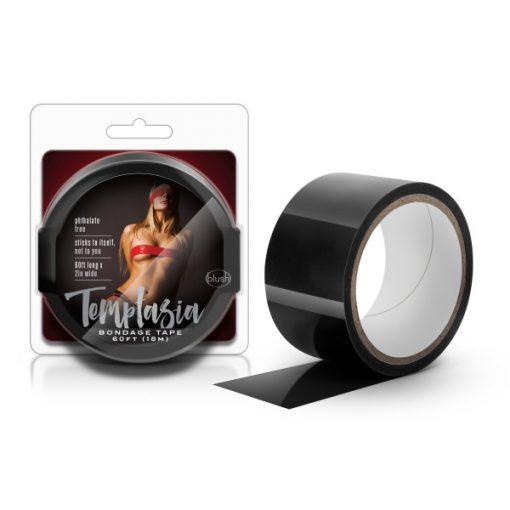 Temptasia Bondage Tape - Black - 18 m length