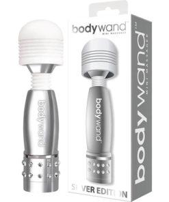 Bodywand Mini - Silver Mini Massager Wand
