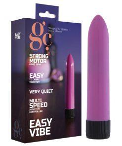GC. Easy Vibe - Purple 13.2 cm Vibrator