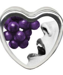 Edible Massage Candle - Grape Flavoured - 113 g