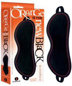 Orange Is The New Black - Blindfold - Black Blindfold