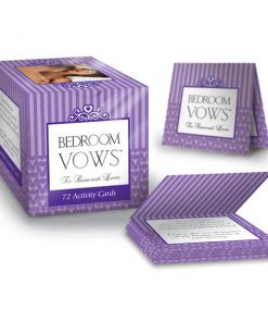 Bedroom Vows - Bedroom Activity Cards - Set of 72