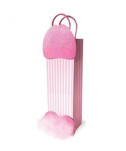 3D Sparkling Penis Gift Bag - Novelty Gift Bag