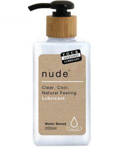 Four Seasons Nude - Water Based Lubricant - 200 ml