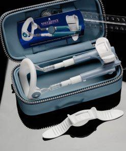MaleEdge Basic Kit - Penis Enlarger Kit in Blue Case