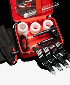 MaleEdge Pro Kit - Penis Enlarger Kit in Red Case