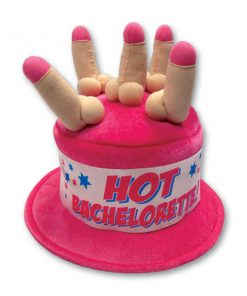 Hot Bachelorette Hat - Hen's Party Hat