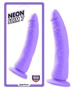 Neon Slim 7 - Purple 17.8 cm (7'') Dong