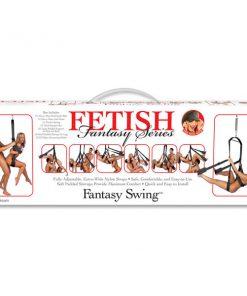 Fetish Fantasy Series Fantasy Swing - Black Swing