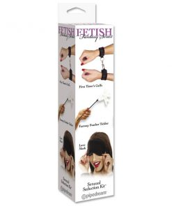 Fetish Fantasy Series Sensual Seduction Kit - 3 Piece Set