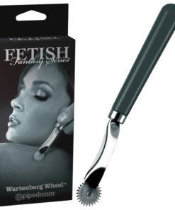 Fetish Fantasy Series Limited Edition Wartenberg Wheel - Metal Bondage Accessory