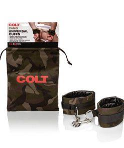 Colt Camo Universal Cuffs - Wrist or Ankle Restraints