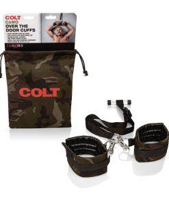 Colt Camo Over The Door Cuffs - Door Restraints