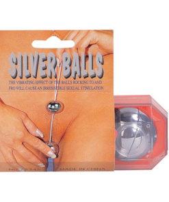 Silver Balls - Silver Duo Balls