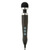Doxy 3 Die Cast - Disco Black Metal Mains Powered Massager Wand