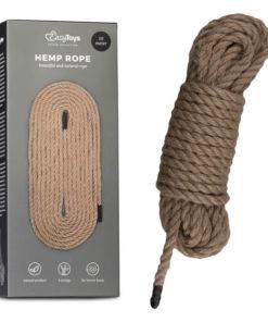 EasyToys Fetish Collection Hemp Rope - 10 Metre Length