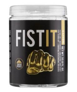 Pharmquests Fist-It - Water Based Lubricant - 1000 ml Jar