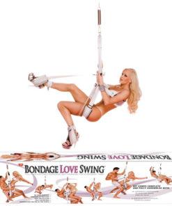 Bondage Love Swing - Adjustable Harness