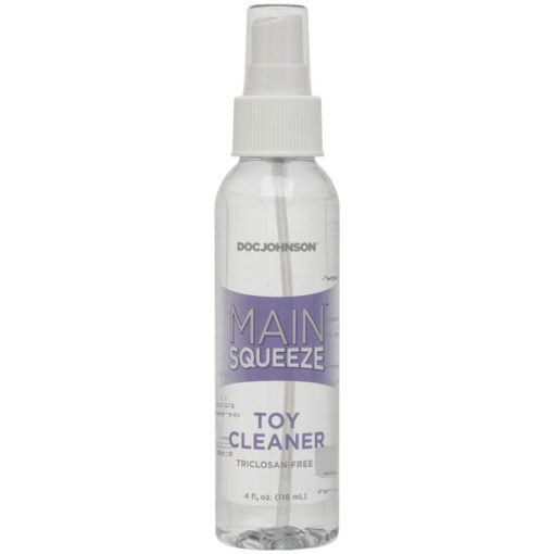 Main Squeeze - Toy Cleaner - 118 ml Bottle