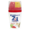 Swiss Navy 2-in-1 Dispenser - Strawberry Kiwi & Pina Colada Flavoured Water Based 2-in-1 Lubricants - 2 x 25 ml Bottle