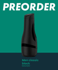 Satisfyer Men Classic - Black Stroker