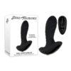 Zero Tolerance The Gentleman - Black 12 cm USB Rechargeable Prostate Massager
