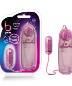 B Yours Power Bullet Mini - Pink 4 cm (1.5'') Vibrating Mini Bullet