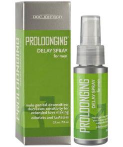 Proloonging - Delay Spray for Men - 59 ml Bottle