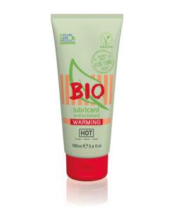HOT BIO Warming Lubricant - Warming Water Based Lubricant - 100 ml