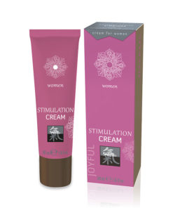 SHIATSU Stimulation Cream - Enhancer Cream for Women - 30 ml