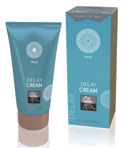 SHIATSU Delay Cream - Delay Cream for Men - 30 ml