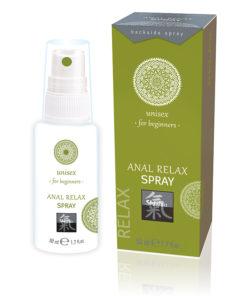 SHIATSU Anal Relax Spray - Unisex Spray - 50 ml