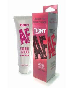 Tight AF - Female Tightening Cream - 44 ml (1.5oz) Tube