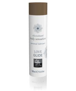SHIATSU Love Glide Silicone Based - Silicone Based Lubricant - 100 ml