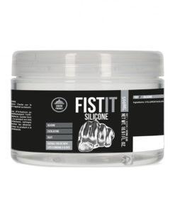 Pharmquests Fist-It Silicone - Silicone Lubricant - 500 ml Tub