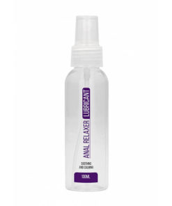 Pharmquests Anal Relaxer Lubricant - Water Based Lubricant - 100 ml