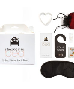 Breakfast In Bed - Lovers Kit - 7 Piece Set