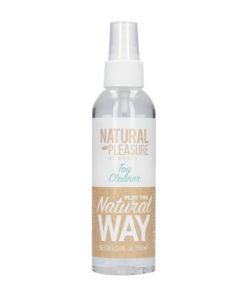 Natural Pleasure Toy Cleaner - 150 ml Bottle