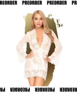 Penthouse HYPNOTIC POWER - White - S/L One Size