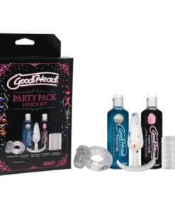 GoodHead Party Pack - 5 Piece Set
