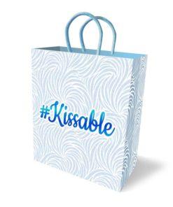 #Kissable Gift Bag - Novelty Gift Bag