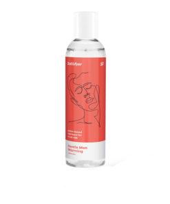 Satisfyer Men Warming - Water-Based Warming Lubricant - 300 ml Bottle